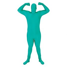 Full-Body-Spandex-Suit-Green