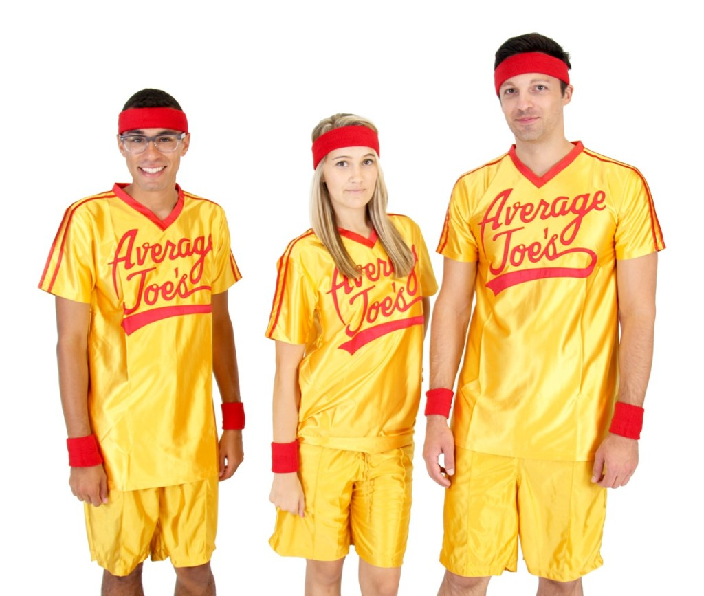 average joes group costume 2